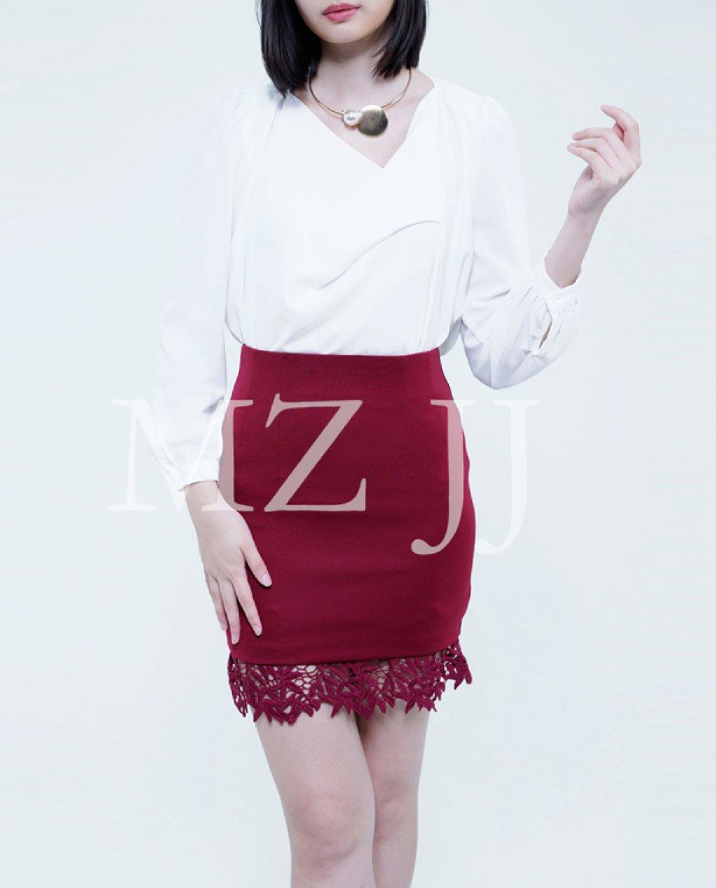 SK10722RD Skirt