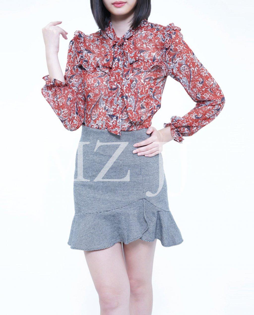 SK10725BK Skirt