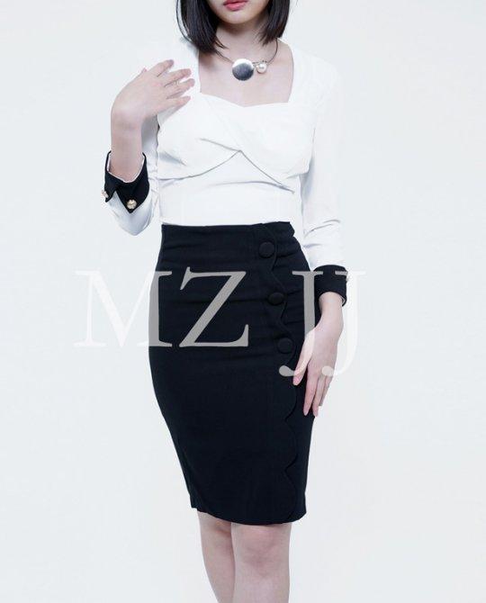 SK10726BK Skirt