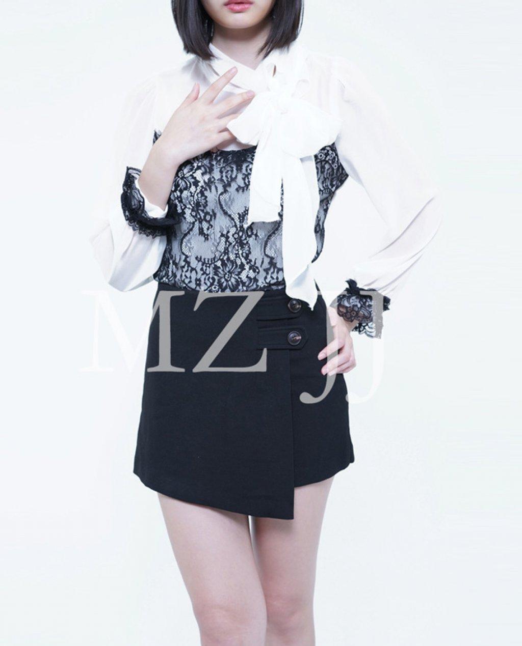 SK10728BK Skirt