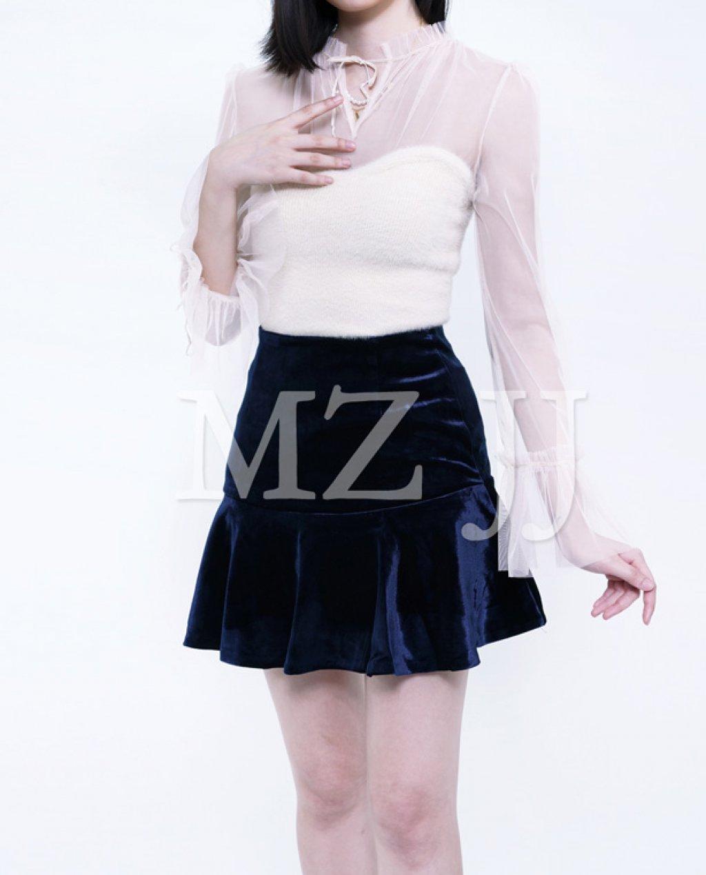 SK10733BU Skirt