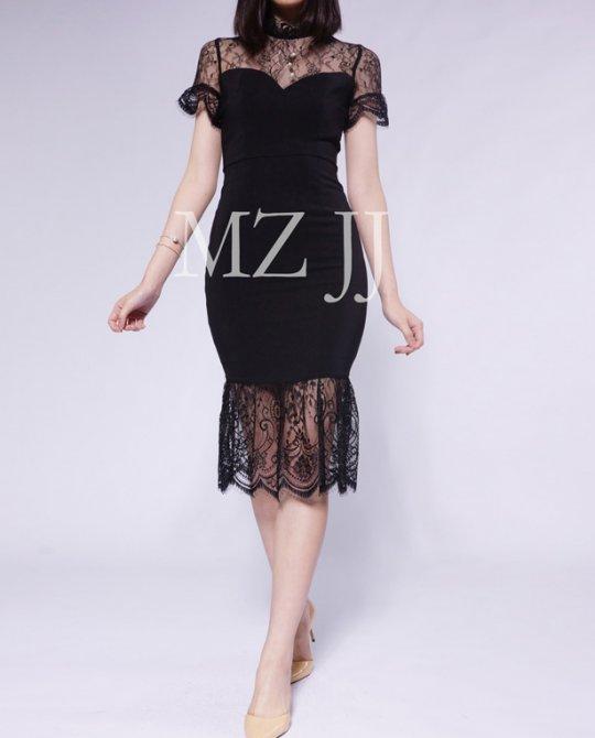 OP12351BK Dress