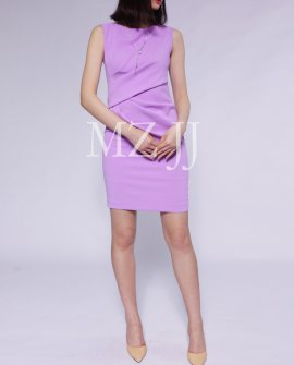 OP12393PU Dress