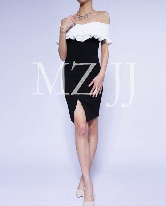 OP12464BK Dress