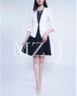 BZ10383WH Blazer