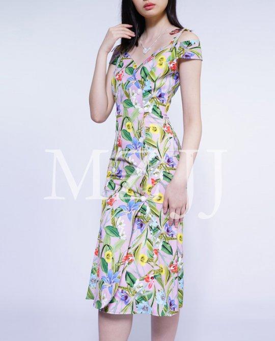 OP12493PK Dress
