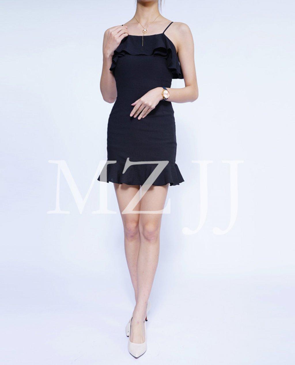 OP12547BK Dress