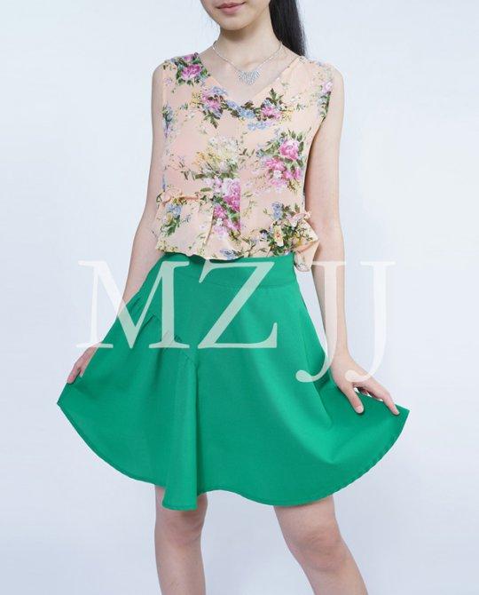 SK10636GN Skirt
