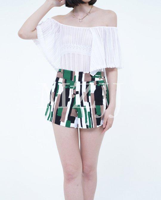 SK10652WH Skirt