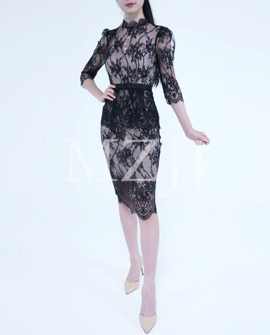 OP12579BK Dress