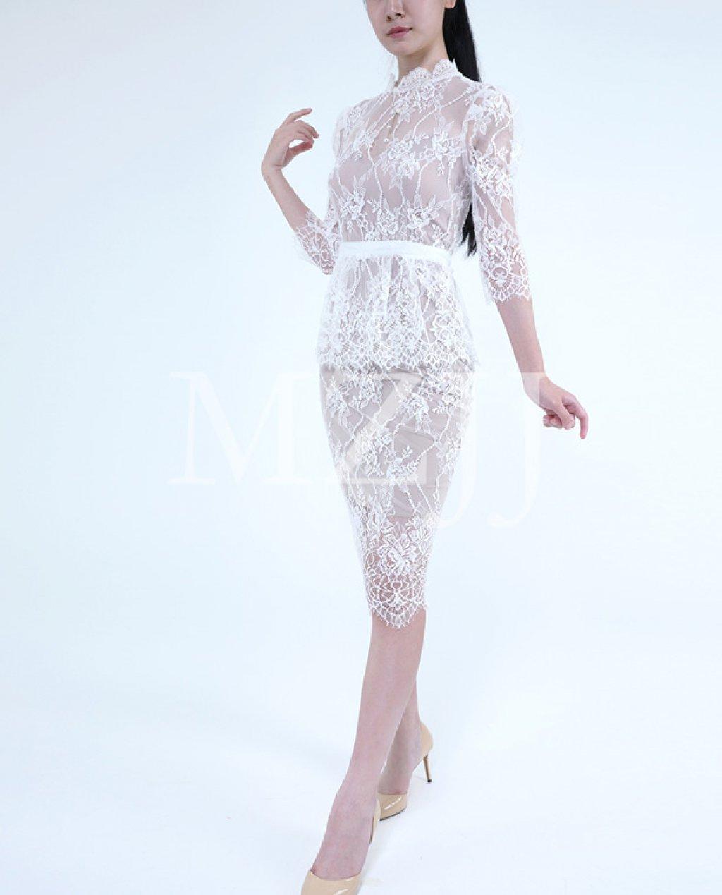 OP12579WH Dress