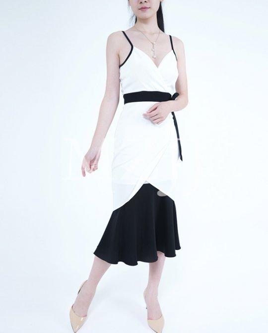 OP12580WH Dress