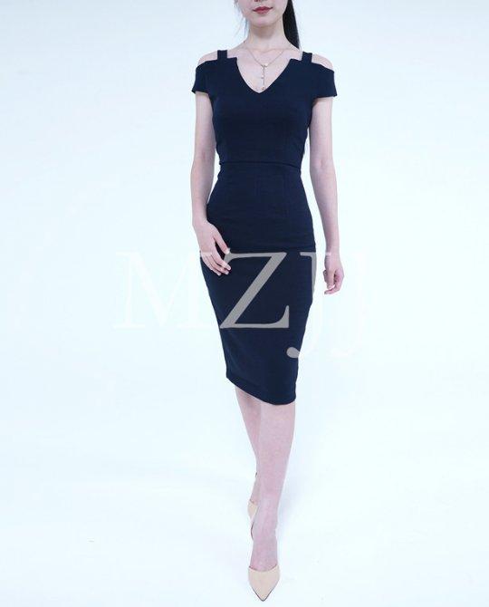 OP12582BK Dress