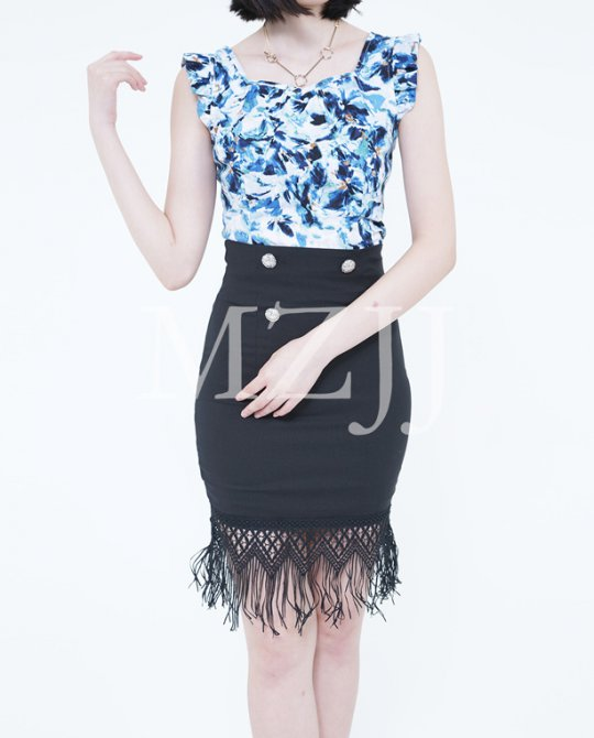 SK10659BK Skirt