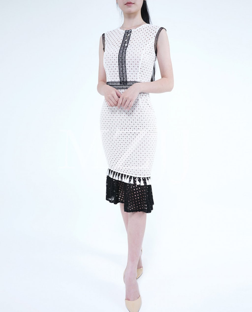 OP12578WH Dress