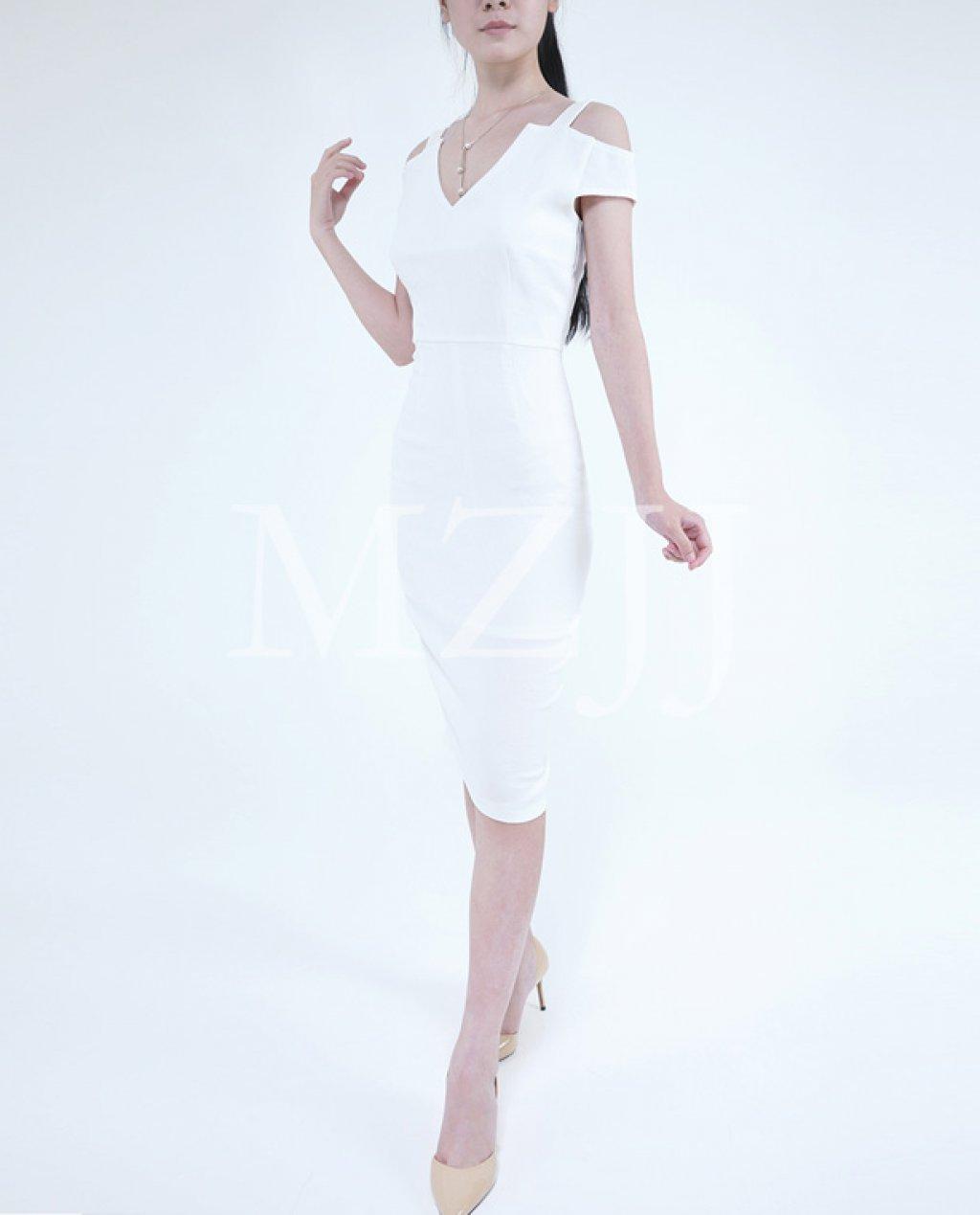 OP12582WH Dress