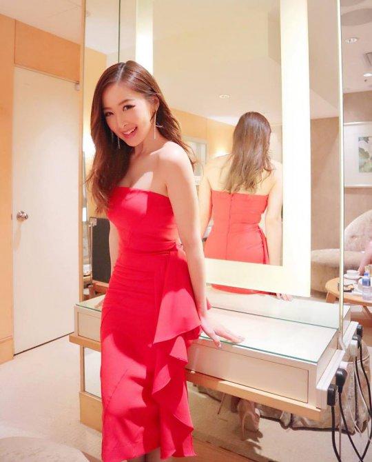 OP12462RD Dress