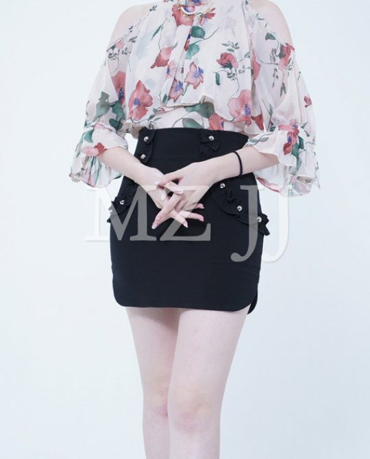 BL10568BE Blouse