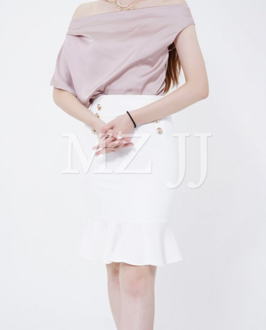 BL10579GD Blouse