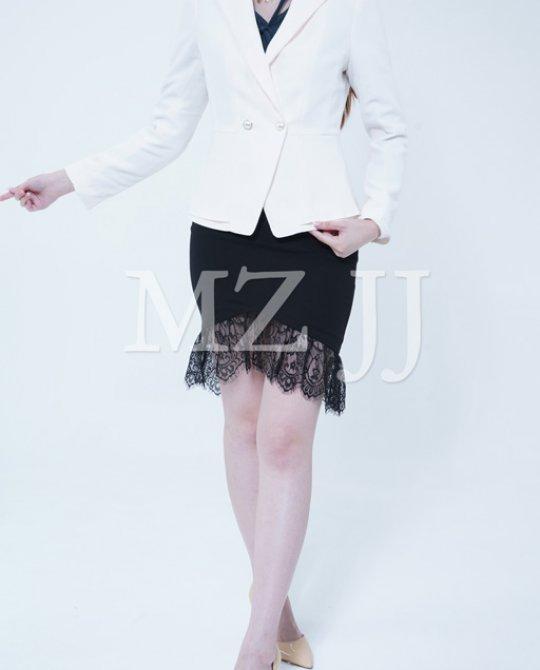 BZ10423WH Blazer