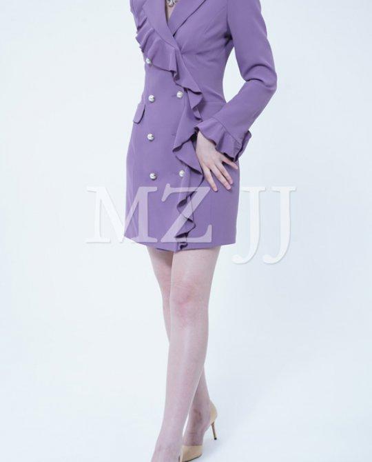 JK10196PU Jacket