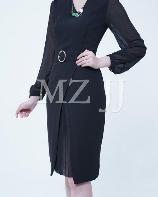 OP13183BK Dress
