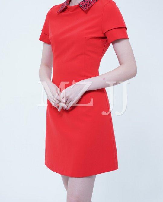 OP13185RD Dress