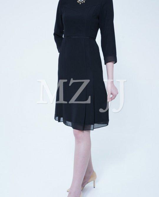 OP13186BK Dress