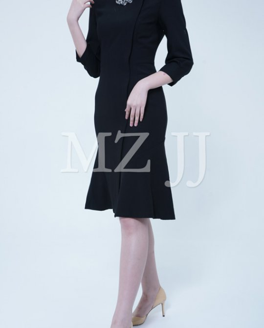 OP13188BK Dress