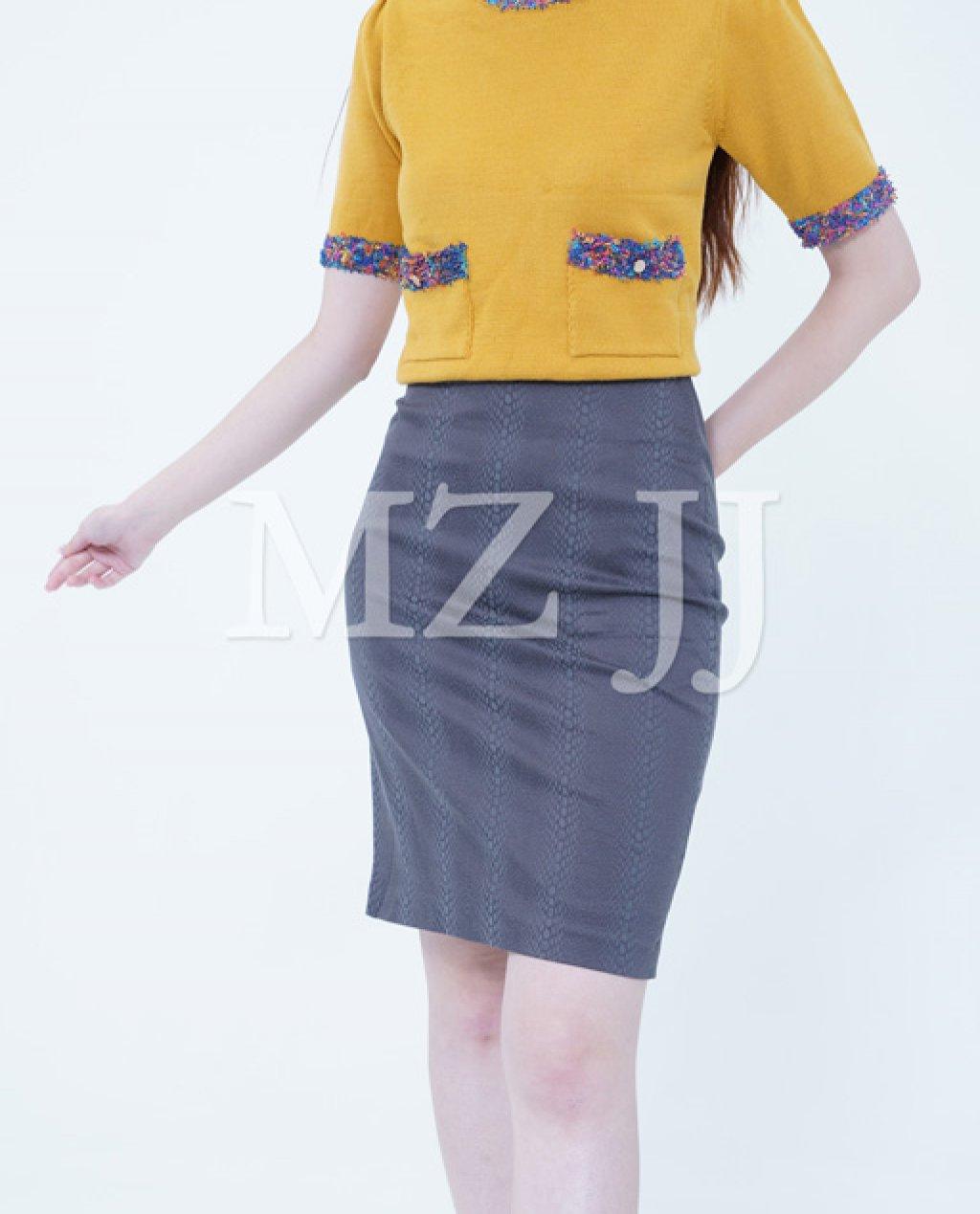 SK10856LGY Skirt