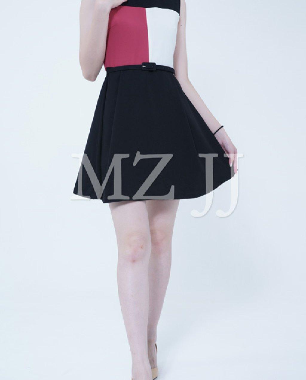 OP13145RD Dress