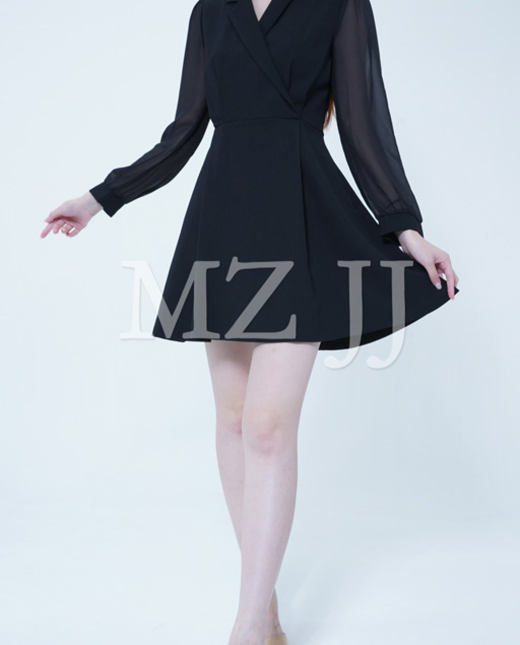 OP13146BK Dress