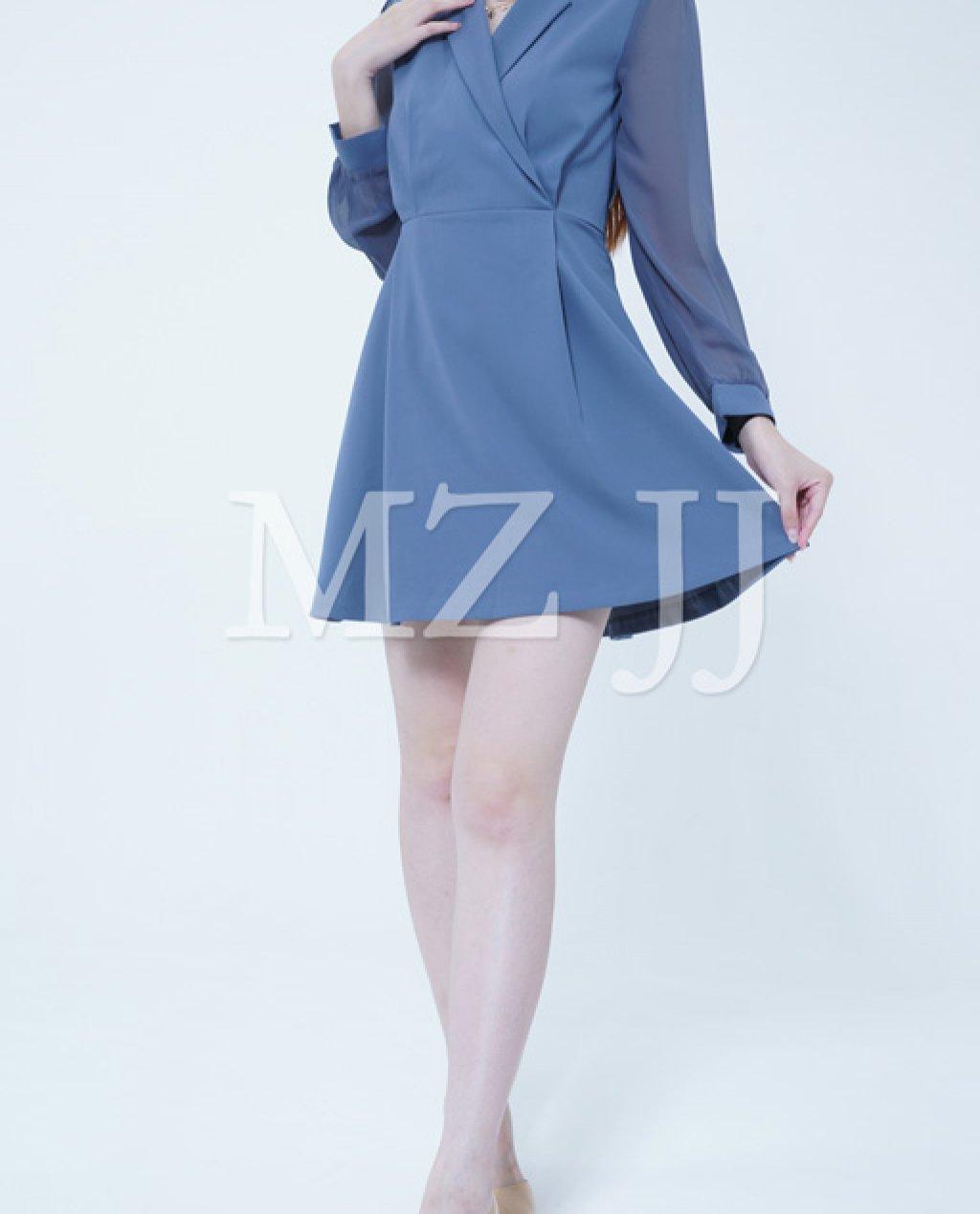 OP13146BU Dress