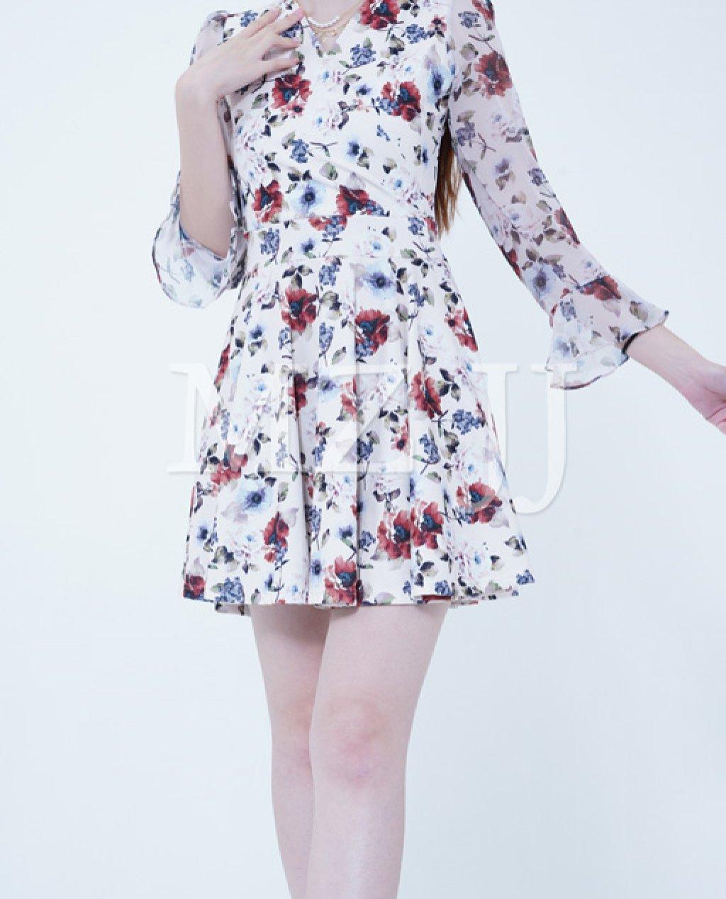 OP13152WH Dress