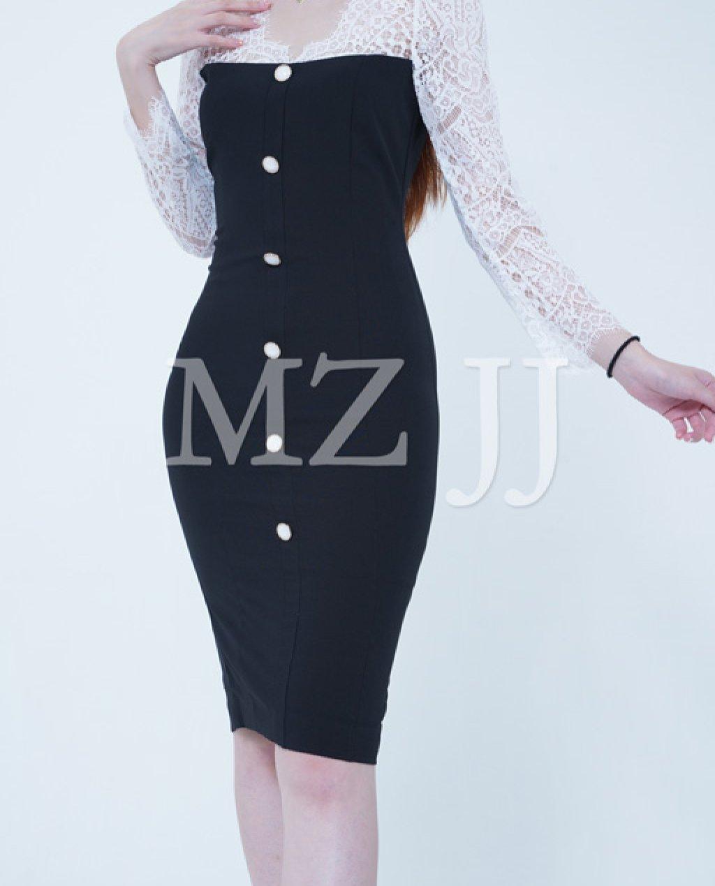 OP13170BK Dress