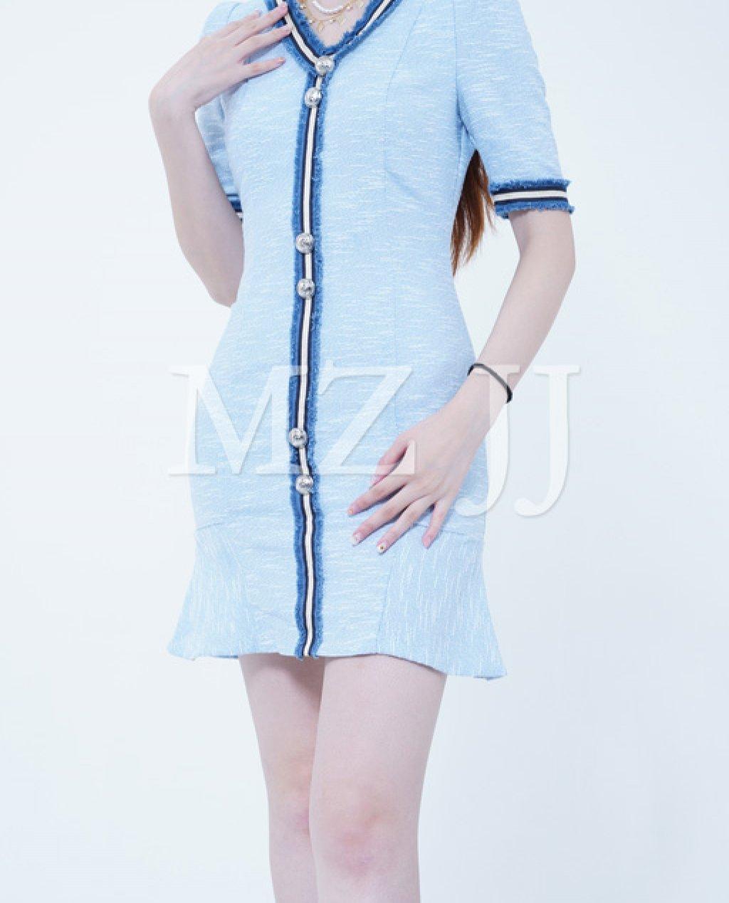 OP13172BU Dress