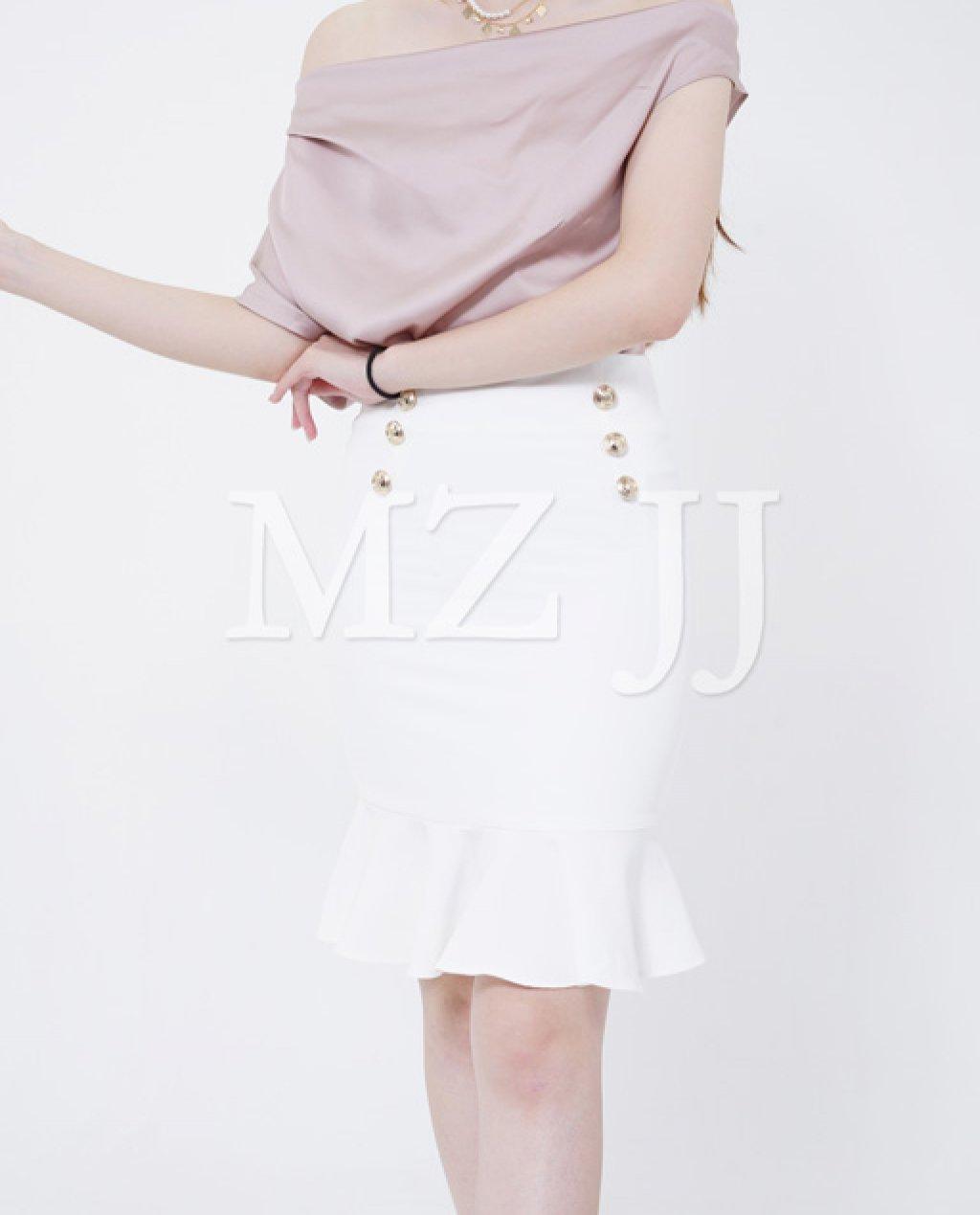 SK10839WH Skirt