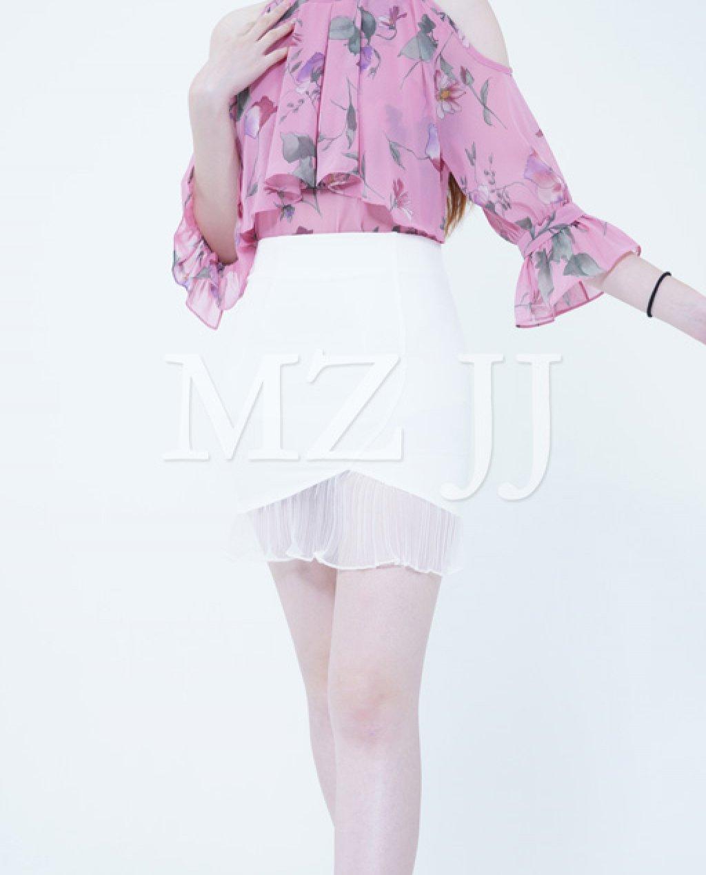 SK10846WH Skirt