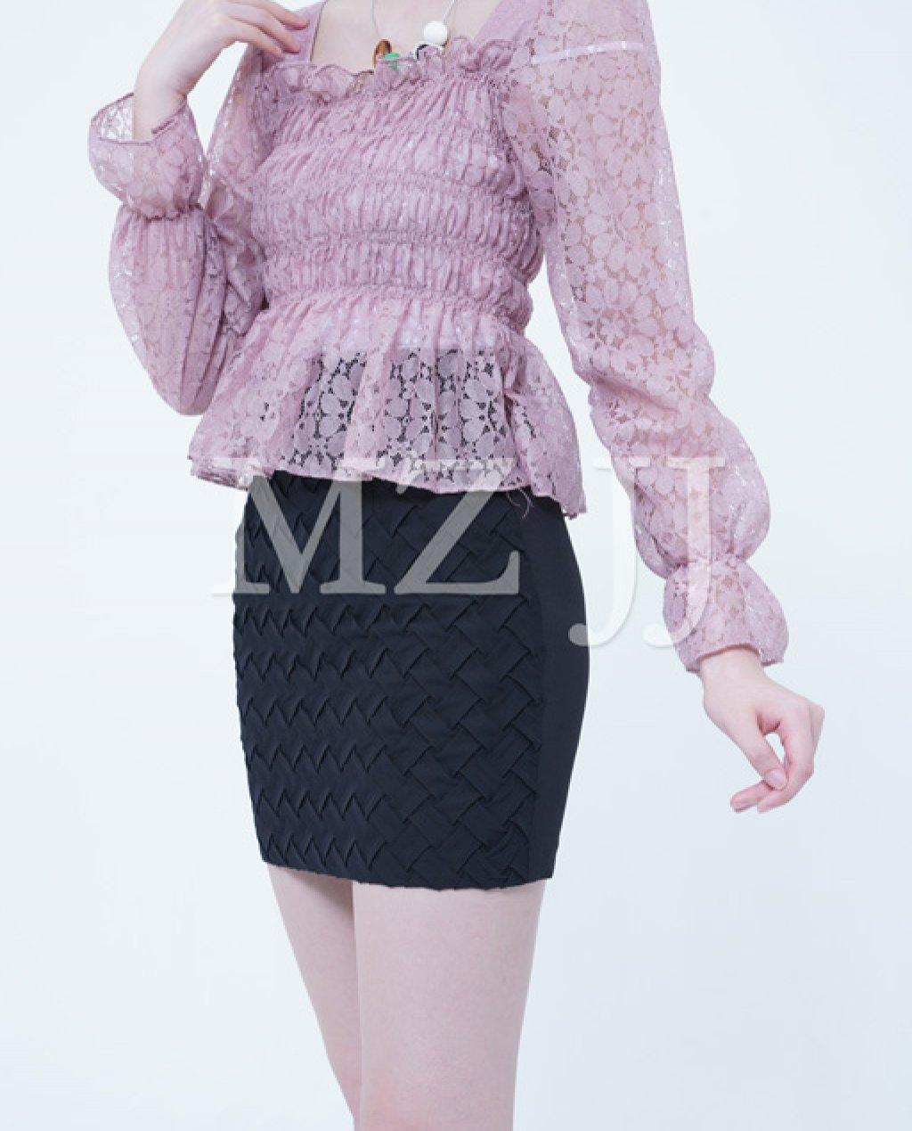 SK10847BK Skirt
