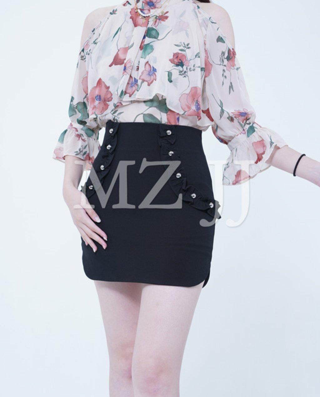 SK10849BK Skirt