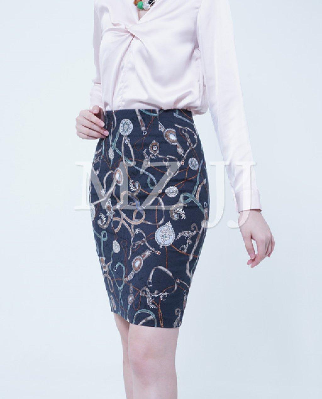 SK10852DGY Skirt