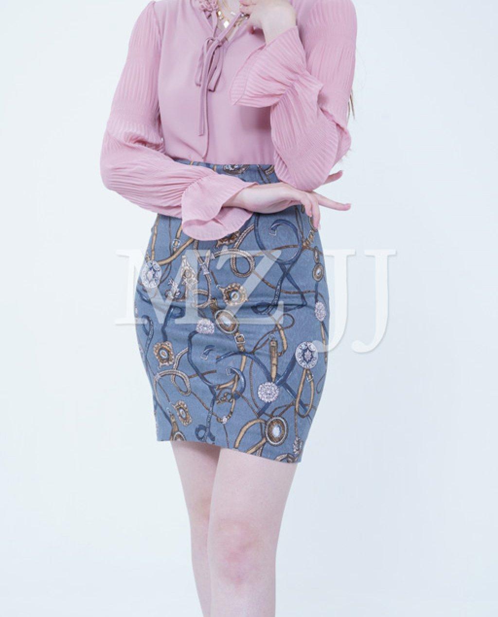 SK10855LGY Skirt