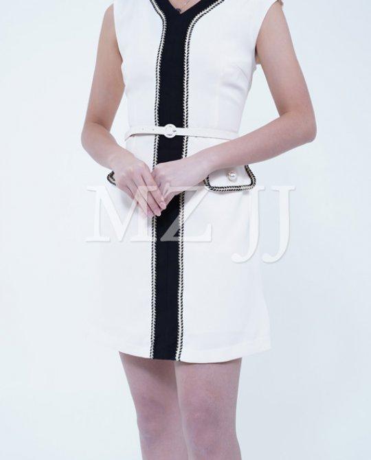 OP13311WH Dress