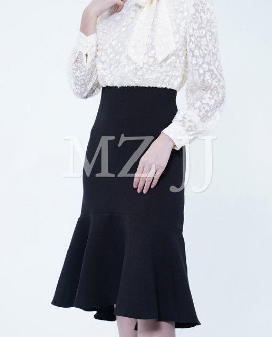 OP13314WH Dress