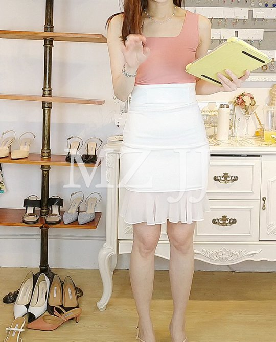 SK10858WH Skirt