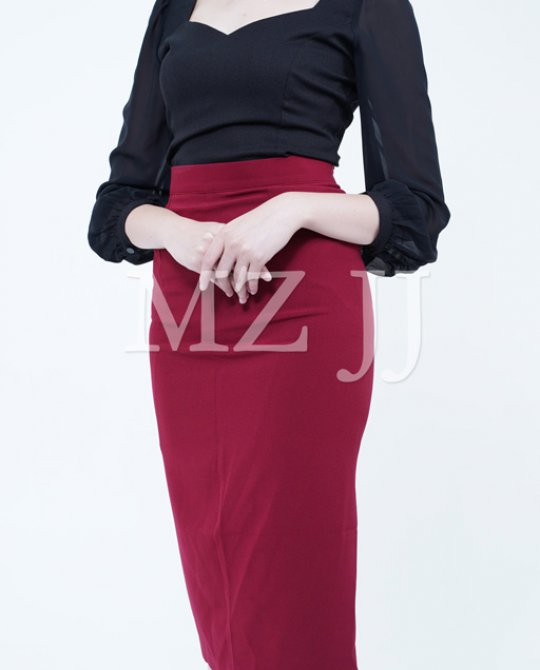 SK10862RD Skirt