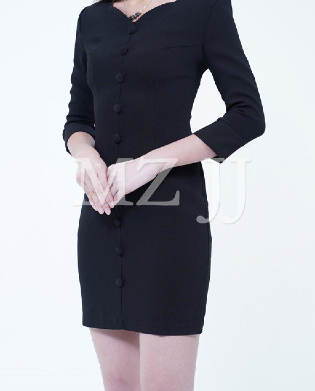 OP13307BK Dress