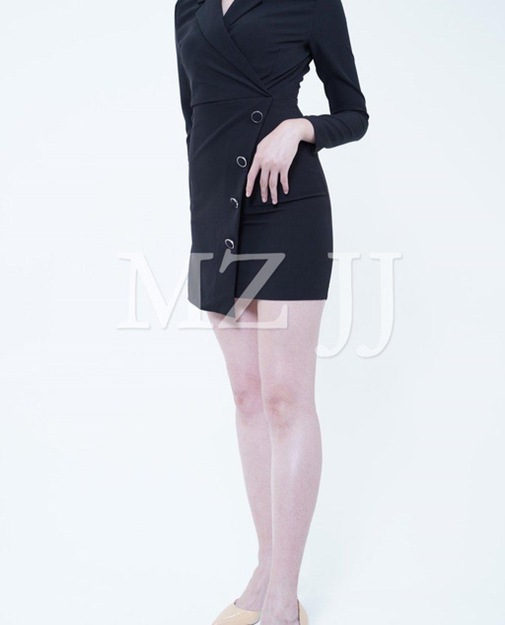 OP13309BK Dress