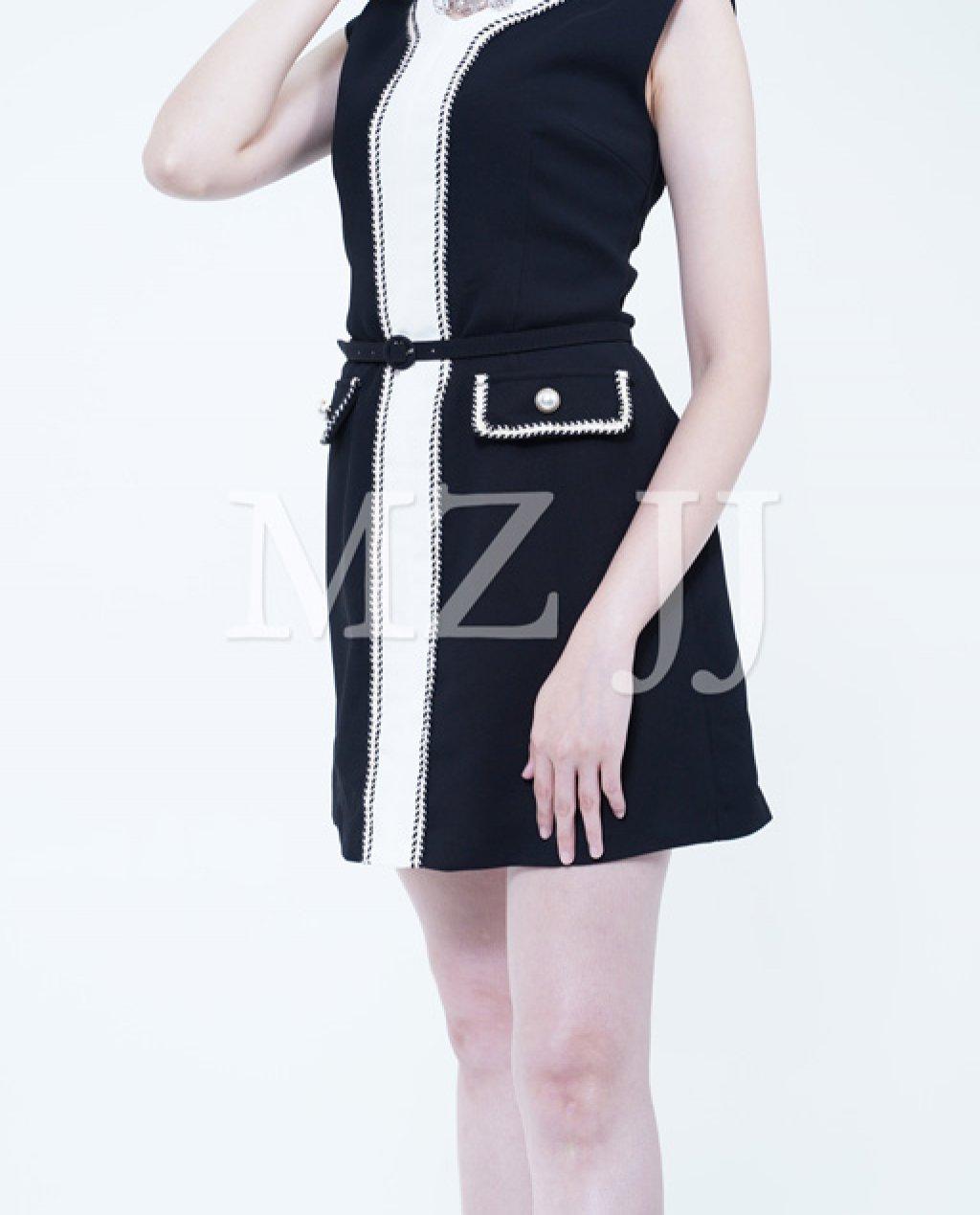 OP13311BK Dress