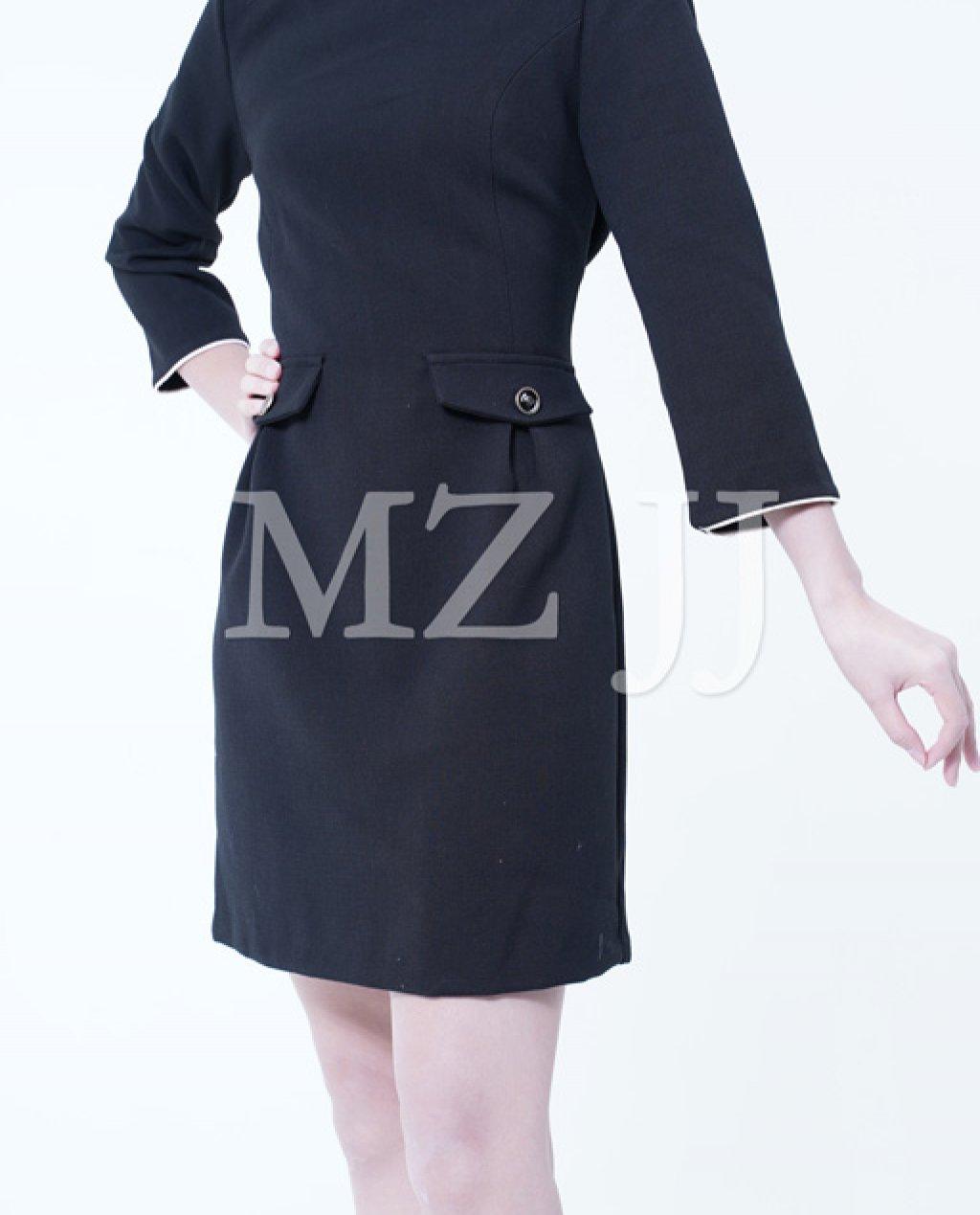 OP13321BK Dress